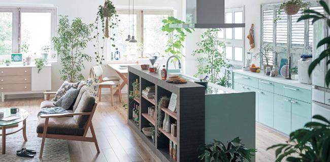 キッチンリフォームのイメージ写真